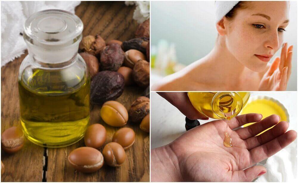 De voordelen van arganolie voor je huid