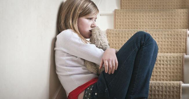 Kinderen in een scheiding