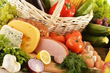 Een voortdurend hongergevoel door een slecht voedingspatroon