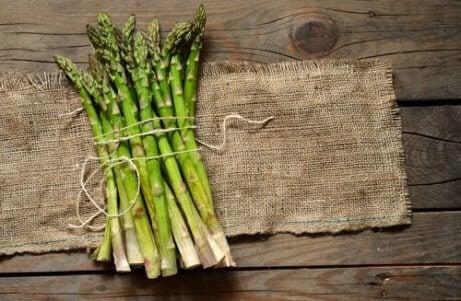 Positieve effecten van asperge