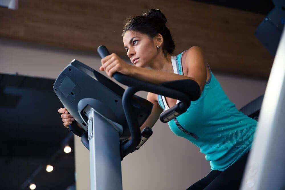 Cardio oefeningen die niet helpen gewicht te verliezen