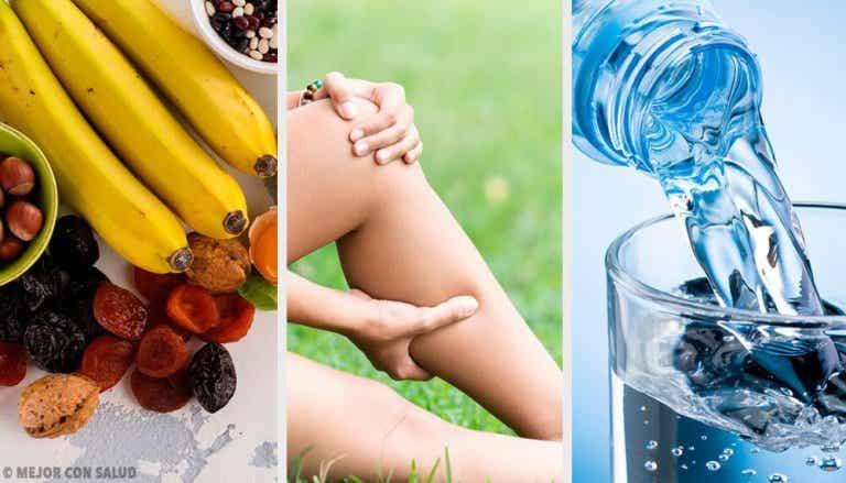 Tips om spierkramp te verminderen en voorkomen