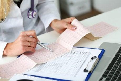 Diagnose van myocarditis