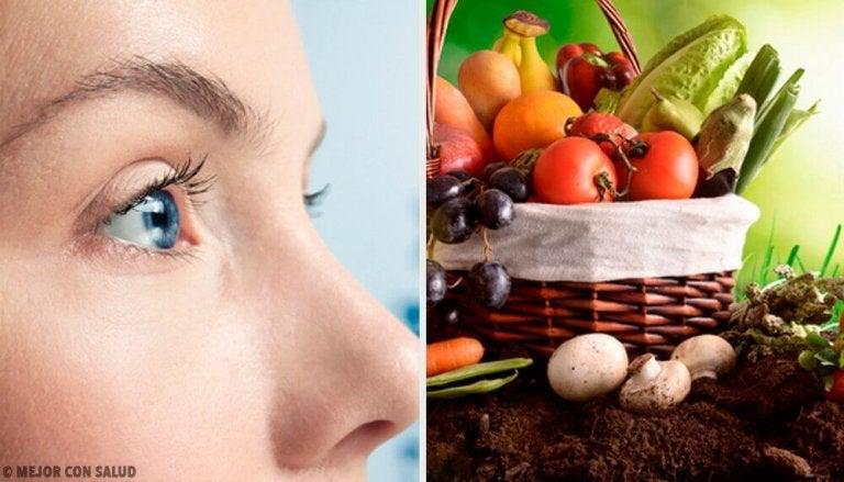 Een gezond gezichtsvermogen behouden met 10 voedingsmiddelen