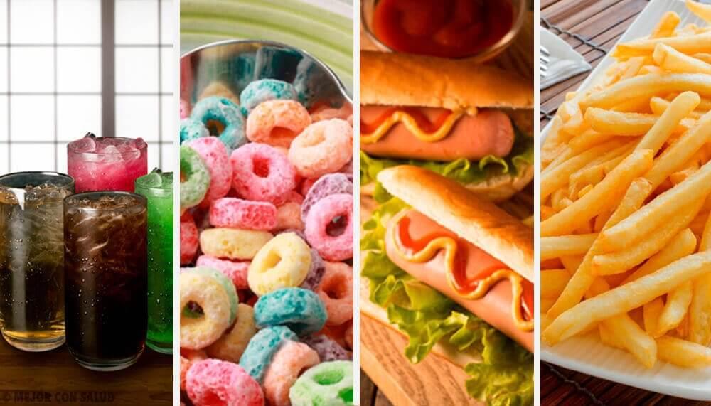 15 te vermijden ongezonde voedingsmiddelen: schrap ze uit je menu