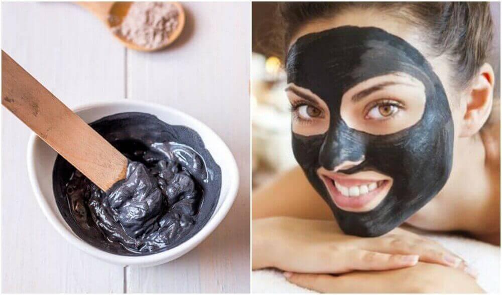 Hoe maak je een zwart gezichtsmasker om van puistjes af te komen