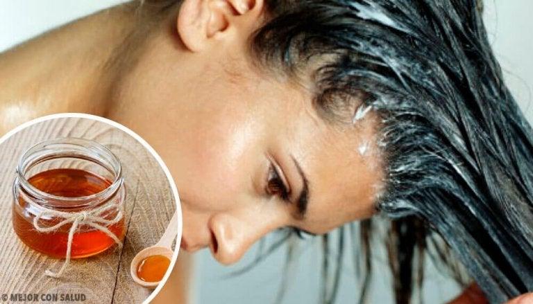 Zeven huismiddelen voor gezond haar