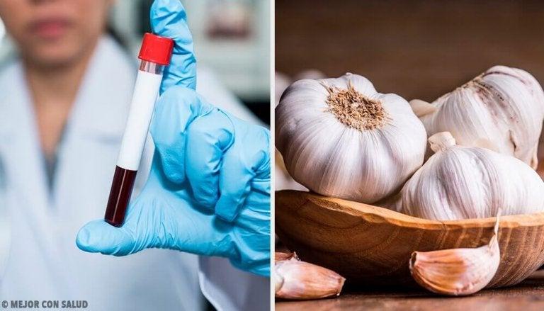 De gezondheidsvoordelen van knoflook als bloedverdunner