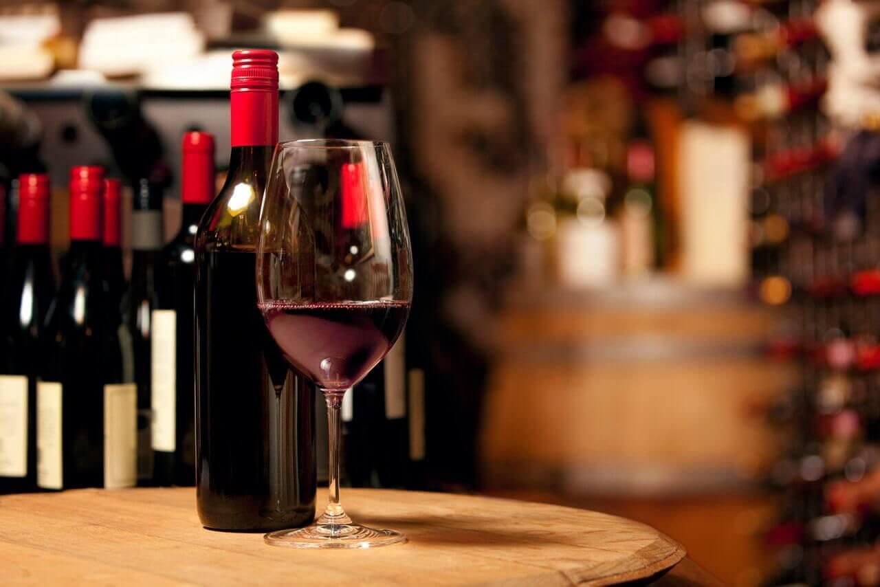 Een gezond hart: rode wijn