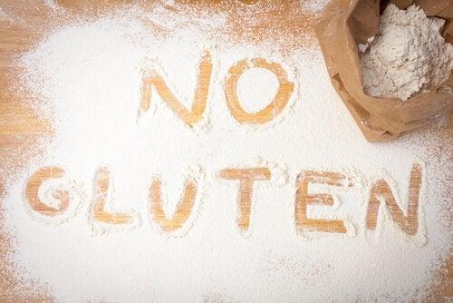 Glutenvrije voedingsstoffen zijn verkrijgbaar in de supermarkt