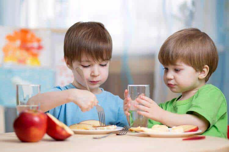 Vijf gezonde ontbijtjes voor kinderen