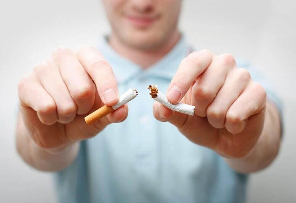 Je nieren beschermen door te stoppen met roken