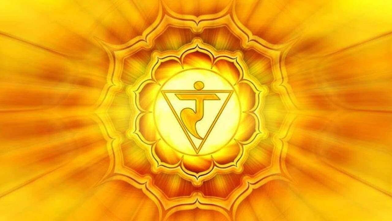 Het derde chakra is Manipura