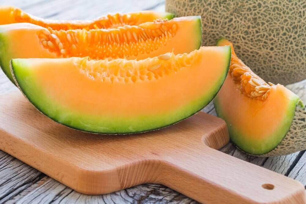 4 geweldige natuurlijke remedies met meloen