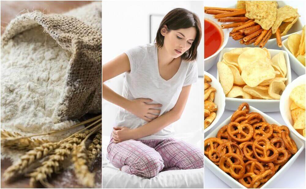 Acht voedingsmiddelen om te vermijden als je last hebt van een ontsteking
