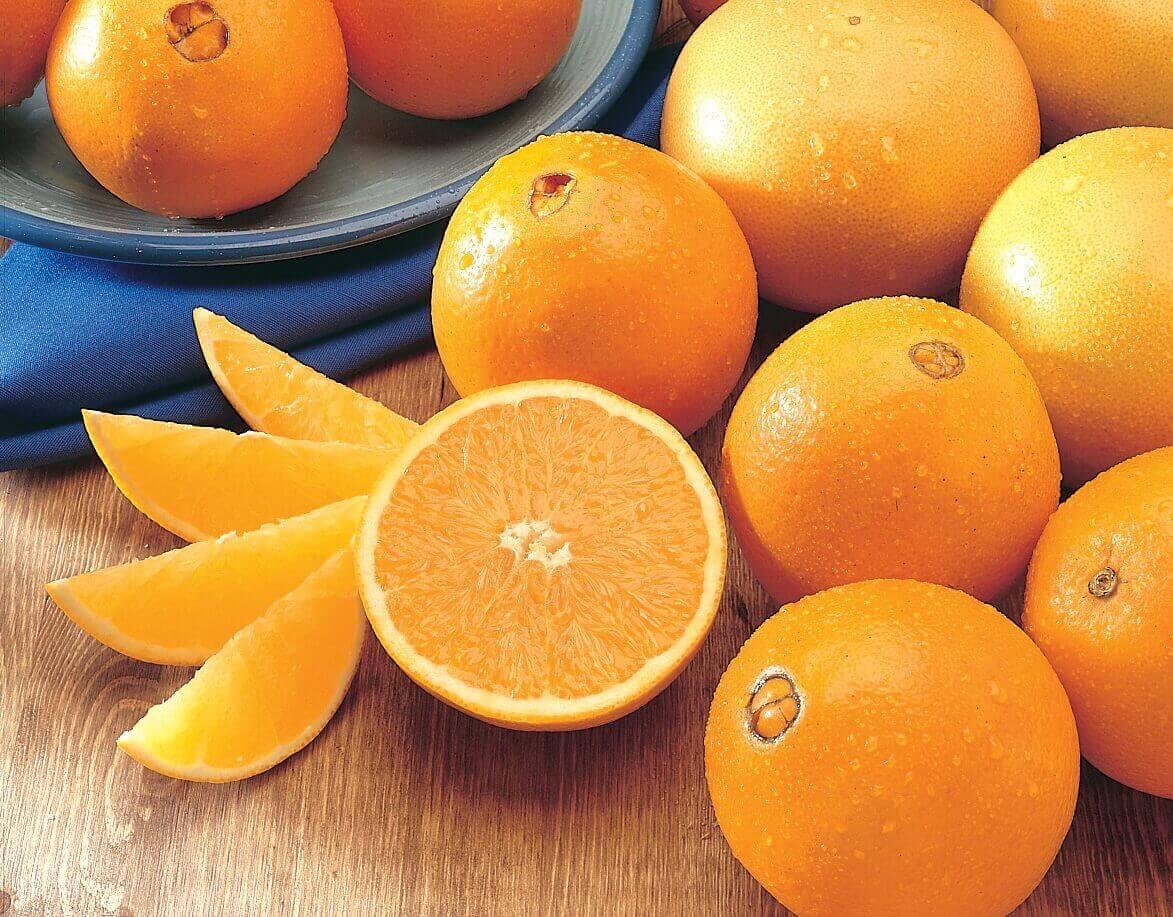 Mooier haar krijgen met sinaasappels