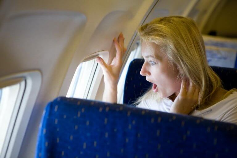 Angstgevoelens beheersen tijdens het vliegen