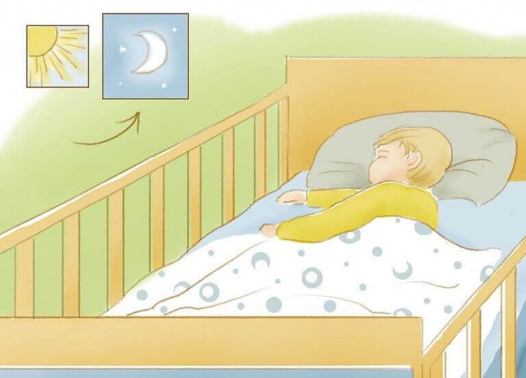 Hoe laat ik mijn kind de hele nacht doorslapen?