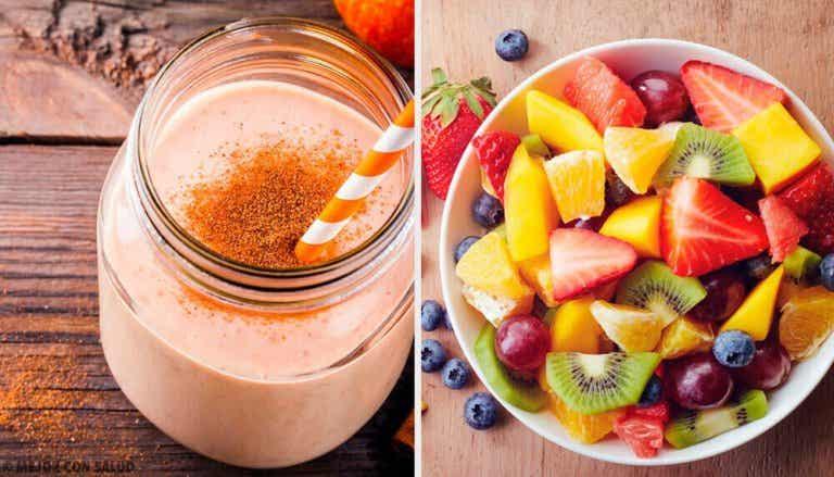 Zeven voedzame ontbijtsmoothies voor iedere dag van de week