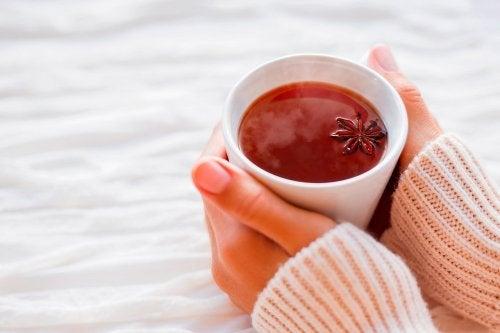Thee van steranijs helpt je met vermageren