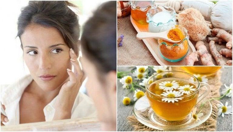 Wallen onder de ogen verminderen met deze vijf natuurlijke behandelingen
