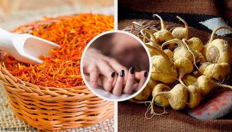 5 zelfgemaakte afrodisiaca en hun effecten