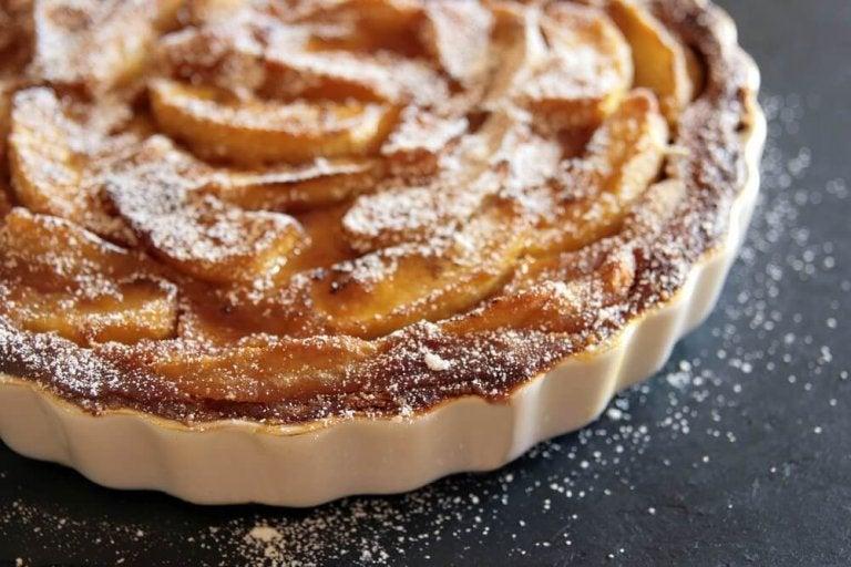 Vier recepten voor zelfgemaakte appeltaart