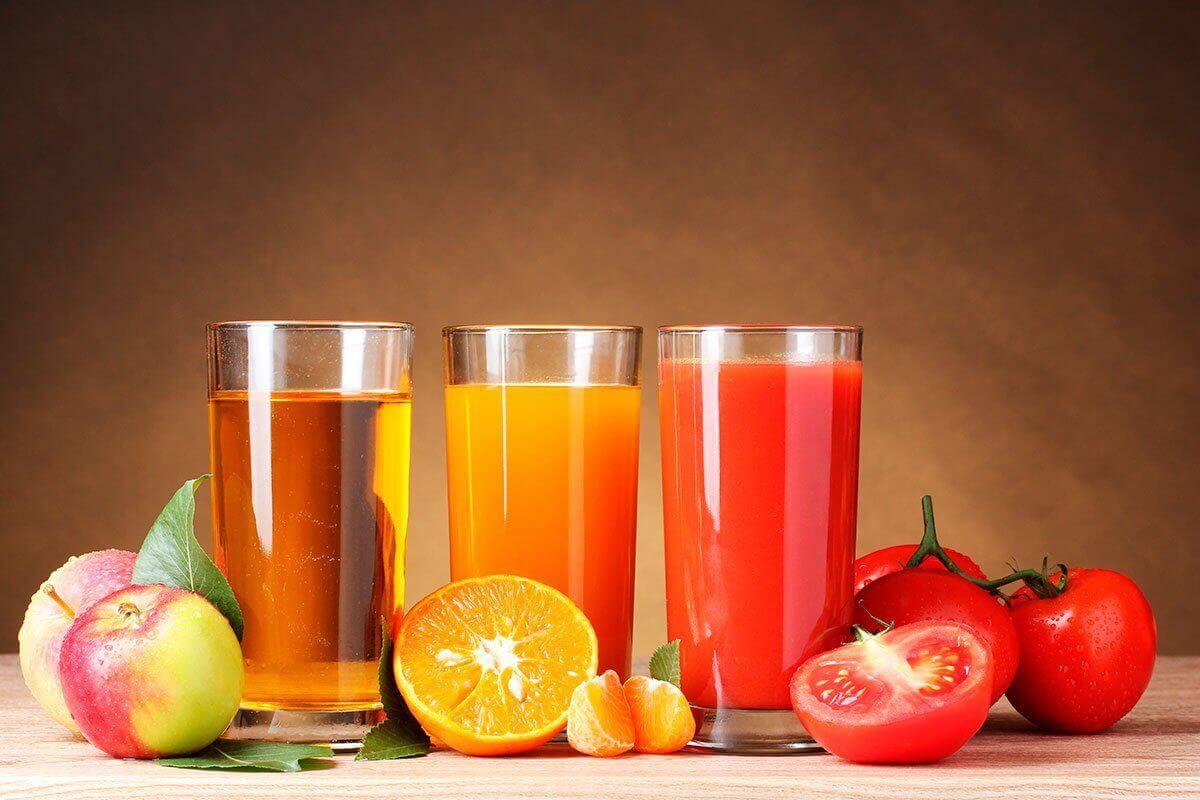 Snel gewicht verliezen met sapjes: lekker en gezond