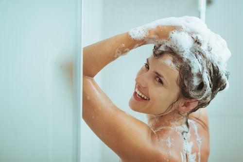 Neem 's avonds een douche en bespaar zo tijd in de ochtend