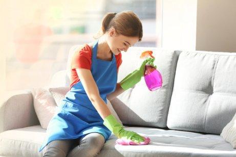 Stof verwijderen van je meubelen met deze vijf ingrediënten