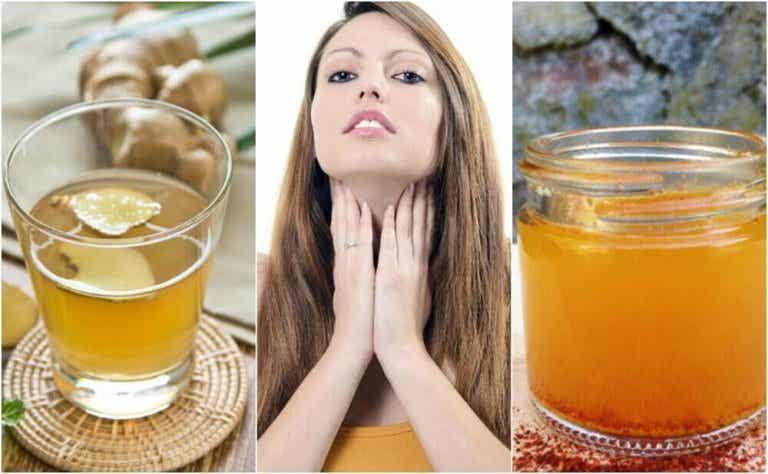 5 kruidentheeën voor een trage schildklier