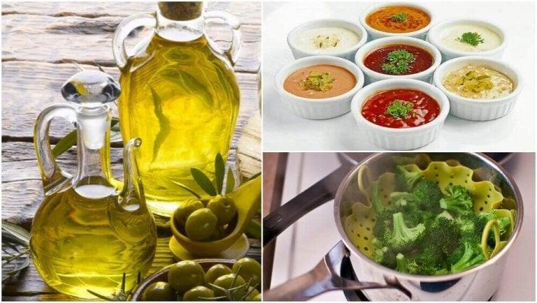 6 kooktips om je cholesterolinname te verminderen