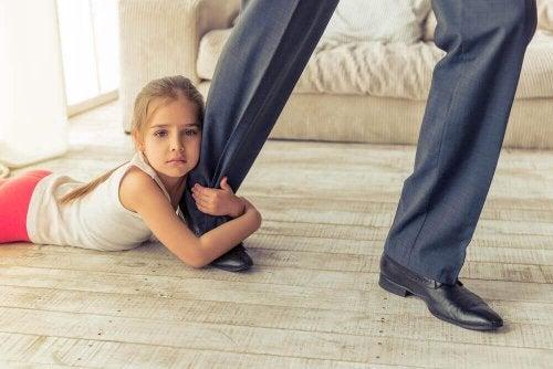 6 kenmerken van afwezige ouders