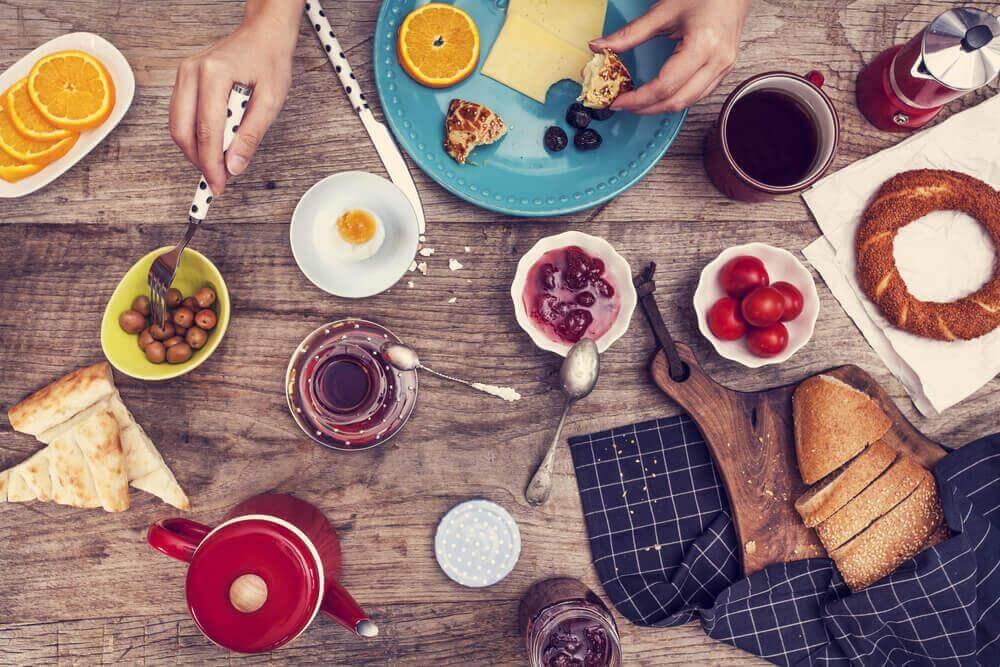 Een goed ontbijt om je lichaam te alkaliseren