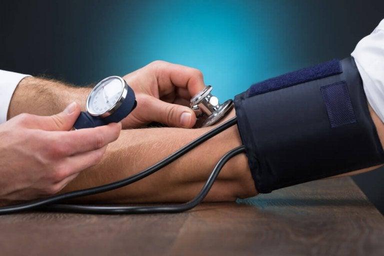 5 voedingsmiddelen voor het beheersen van een hoge bloeddruk