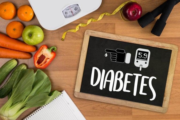 Een gezond afslankdieet voor diabeten