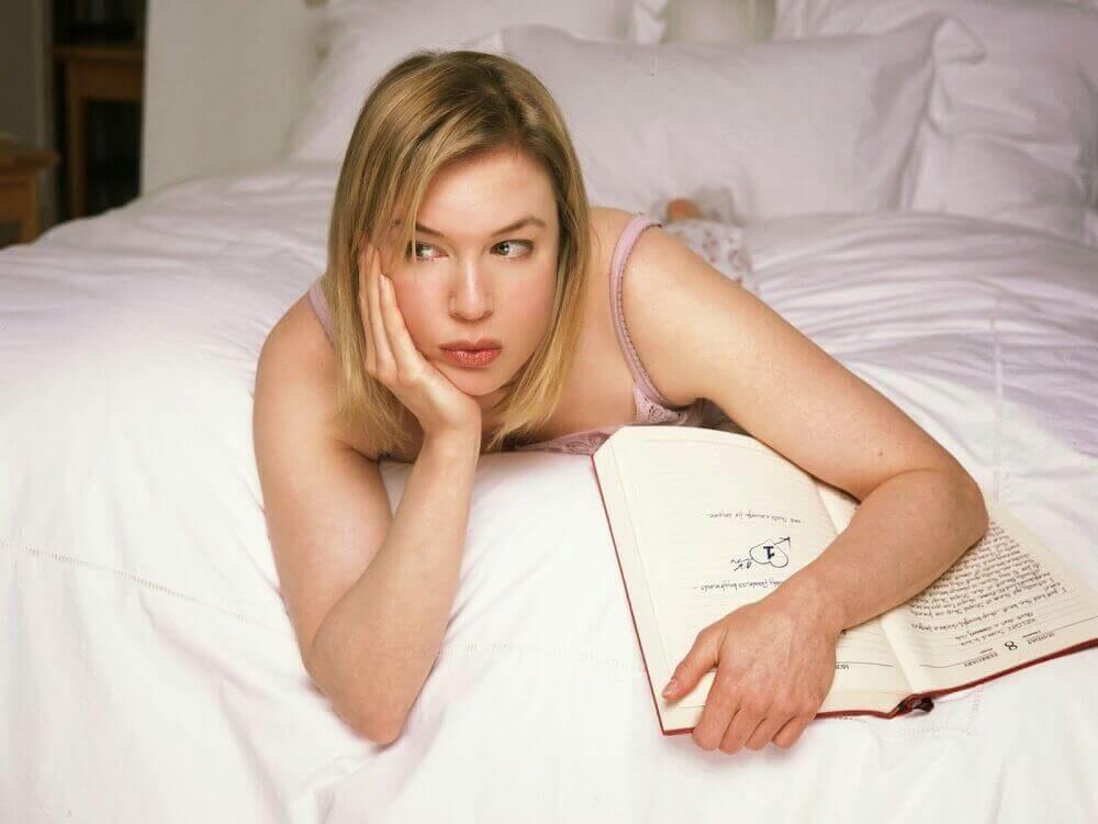 Bridget Jones overdenkt haar dag