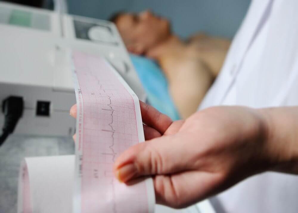 Hoe wordt diagnose van hartinfarct gesteld