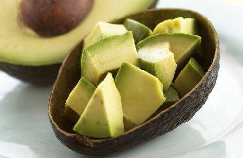 Kankerbestrijdende groenten en fruit: avocado