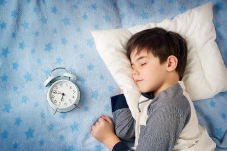 Laat naar bed gaan is slecht voor kinderen