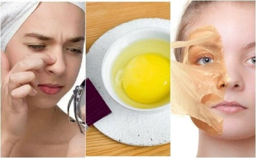 5 maskers van ei om je huid mooier te maken