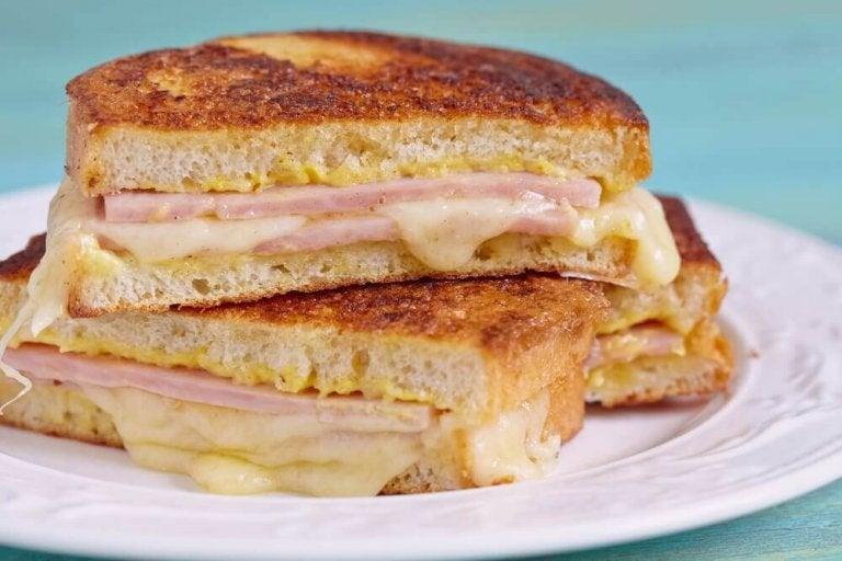 Hoe je een heerlijke Monte Cristo Sandwich maakt