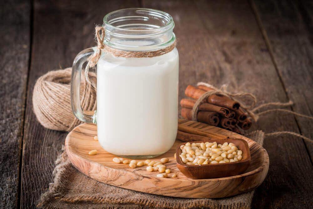 De voordelen van quinoamelk