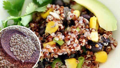 3 geweldige recepten met quinoa waar je van zal houden