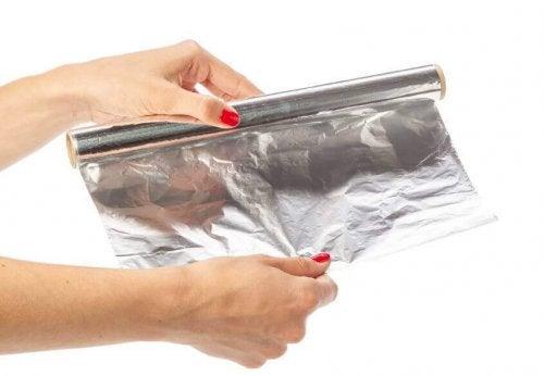 7 toepassingen voor aluminiumfolie die je nog niet kent