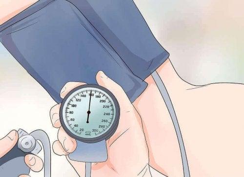 Aanbevolen activiteiten bij een hoge bloeddruk