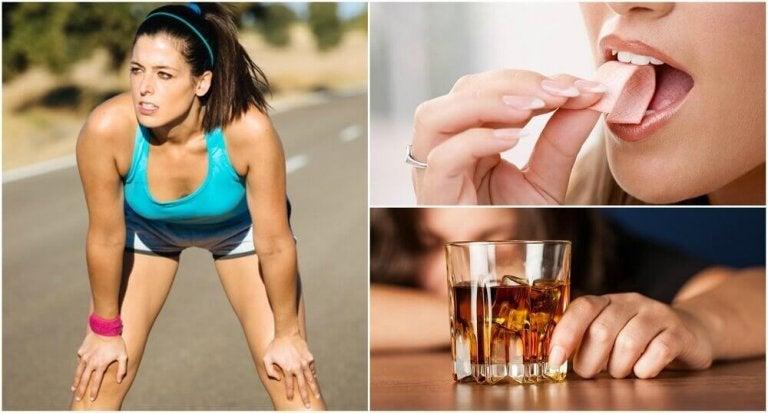 7 dingen om nooit te doen op een lege maag