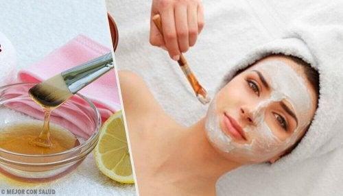 Probeer deze fascinerende gezichtsmaskers bij huidproblemen