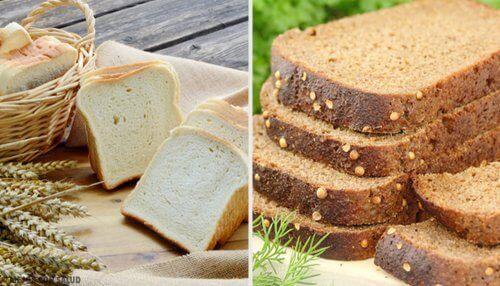Witbrood of volkorenbrood: wat is beter?