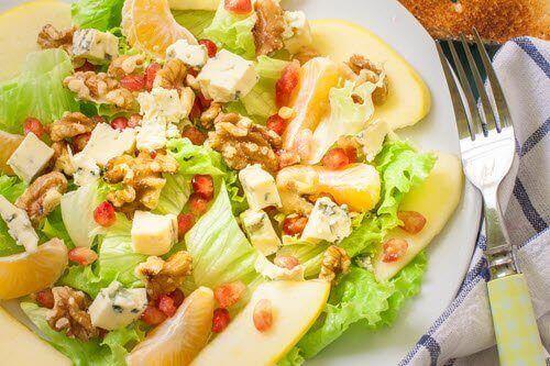 7 geheime recepten voor een licht, calorie-arm diner